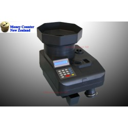 High speed coin counter and sorter L600 coins and more