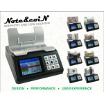 Note and coin counting scales NCS15BM - Banking multi currency scales