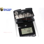 Note and coin counting scales - Money counter