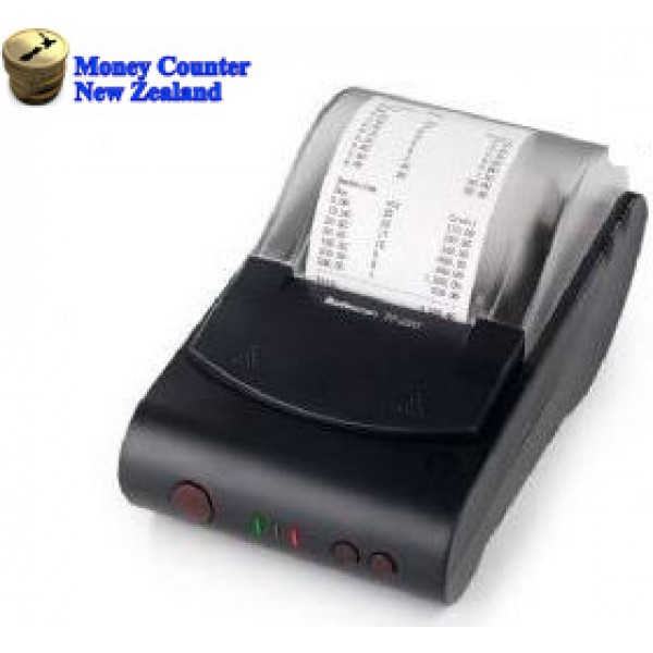 Thermal Printer for Note and coin coutner